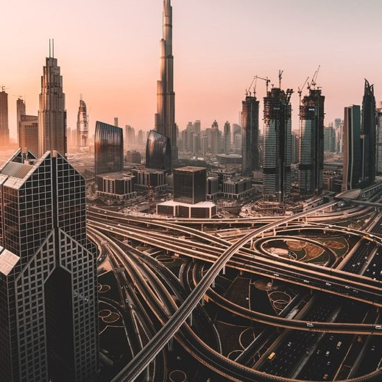 Abu Dabi e Dubai
