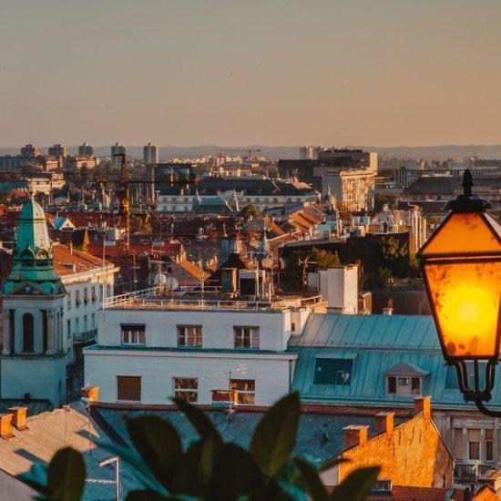 Zagreb, Ístria e Dalmácia
