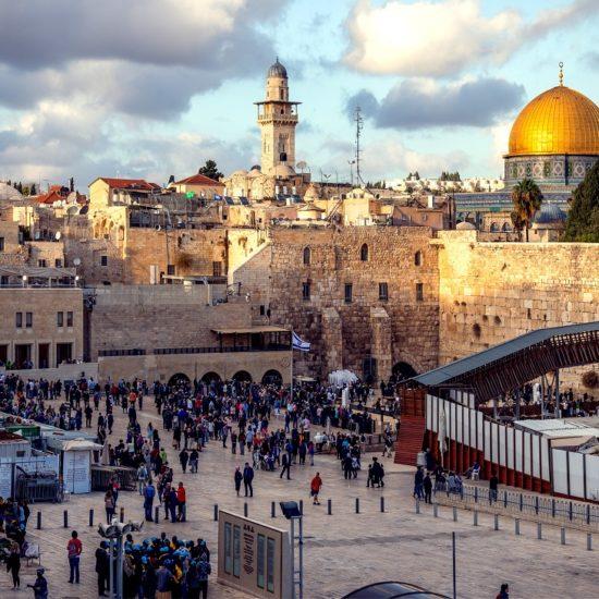 Israel 8 dias