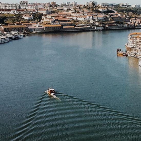 Caminho de Santiago Luxo com Douro