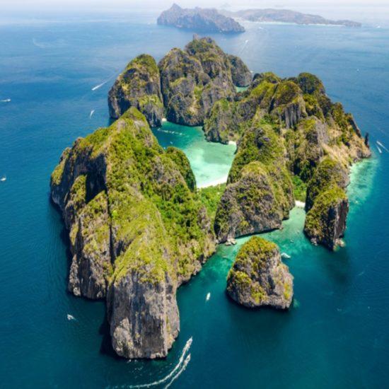 Bangkok & Phi Phi