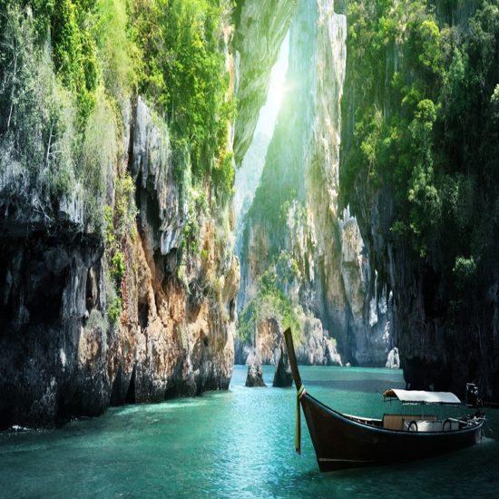 Tailândia & suas praias