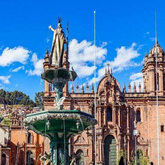 Peru & Bolívia